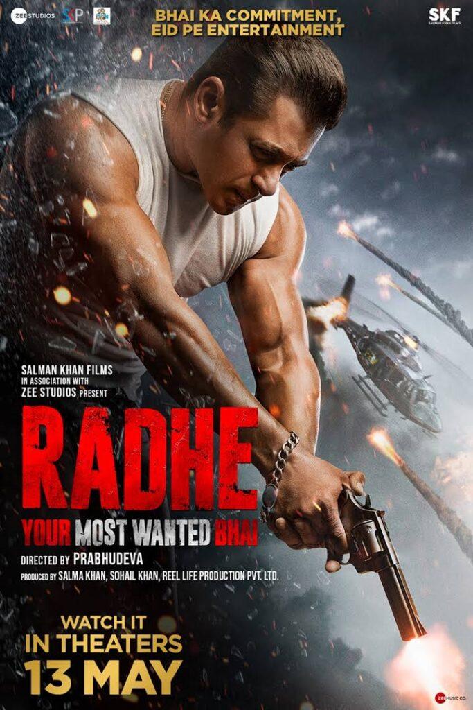 Radhe Hindi Full Movie Review and Updates 2021